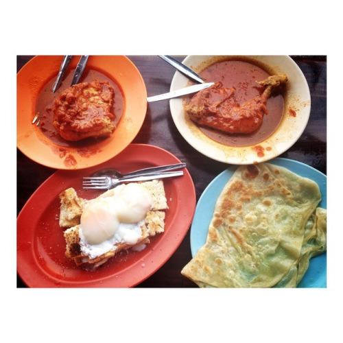 roti breakfast