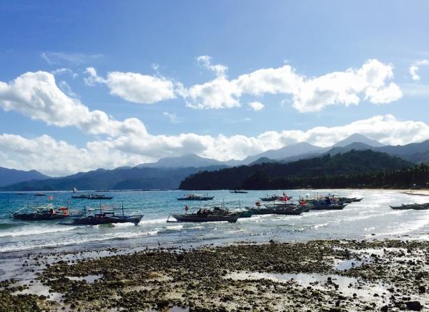 sabang boat wharf
