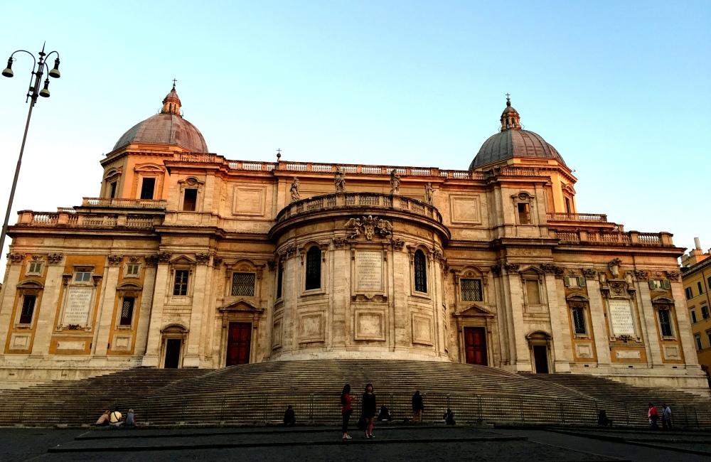 basilica-di-santa-maria-maggiore-rome-italy-travelanyway