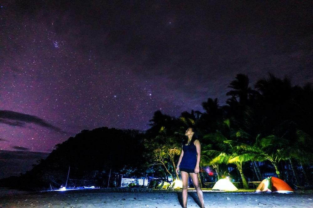 Inaladelan Island Resort Port Barton Island Camping Palawan Philippines TravelAnyway