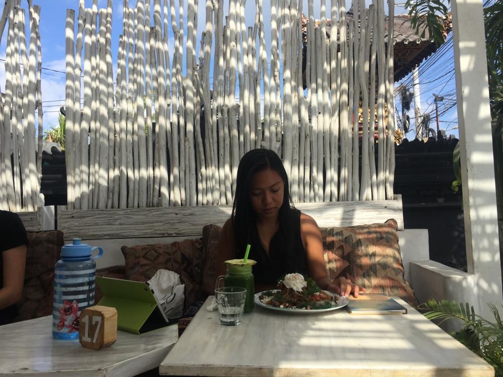 Canggu Cafe Organic Organic Restaurant Bali Travelanyway