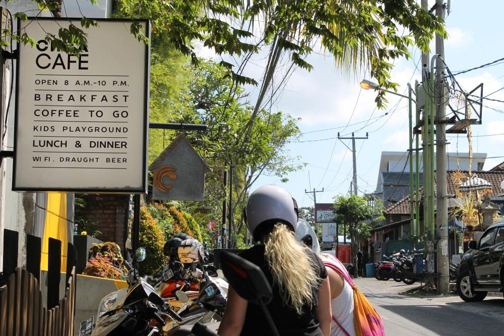 Canggu Cinta Cafe Organic Food Restaurant Bali Travelanyway