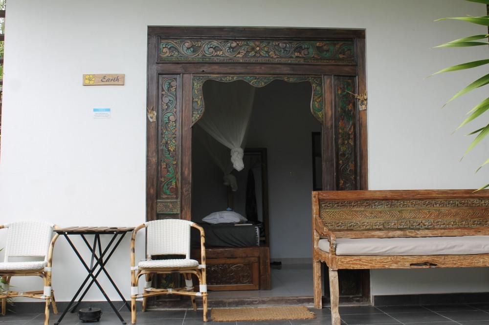 Canggu Hostel Elements BnB Bali Travelanyway 2