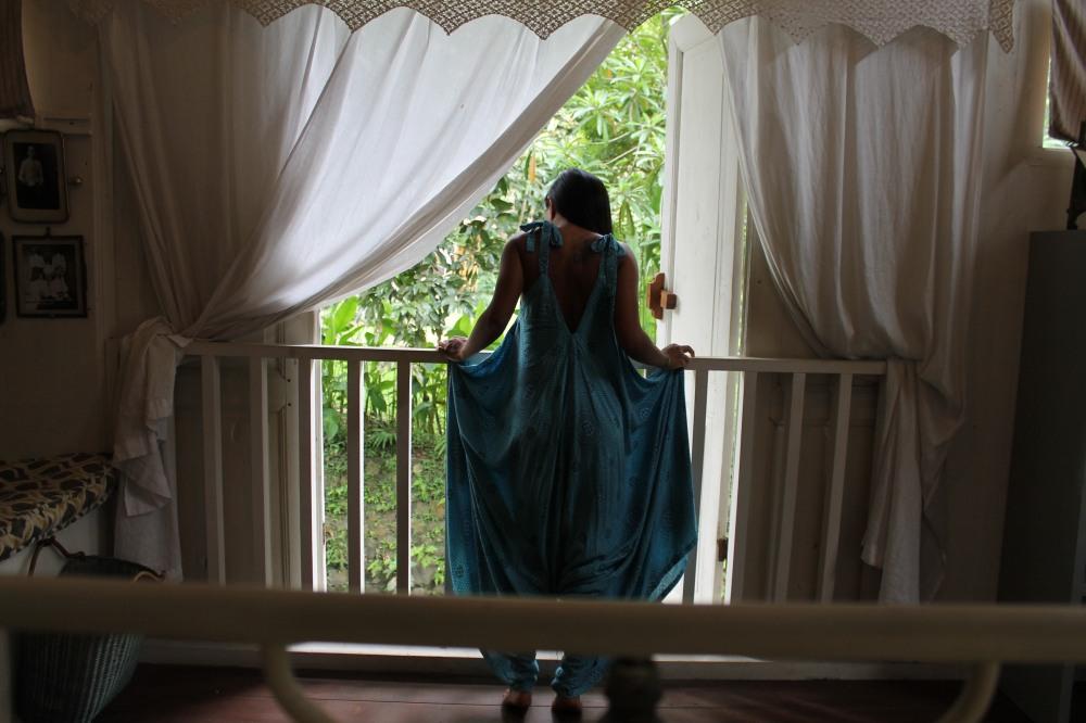 Canggu Jungleroom Bali Riverview Room AirBnB Travelanyway (2)