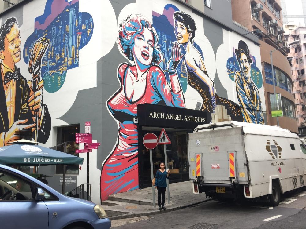Hongkong Discover Art Travelanyway