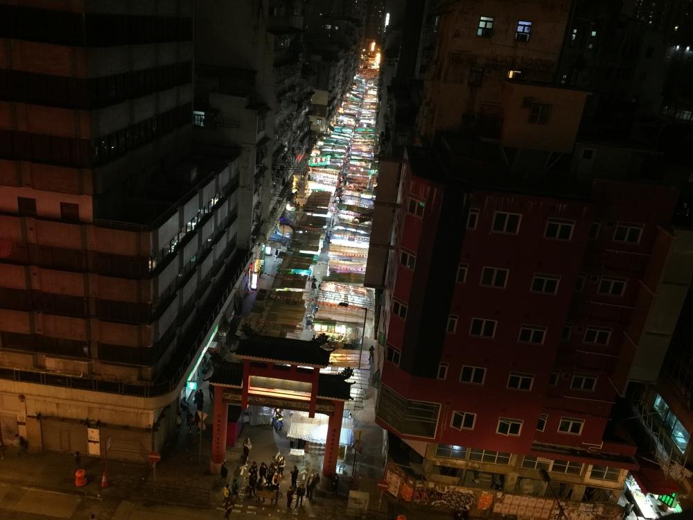 Night Market Walking Tour Travelanyway