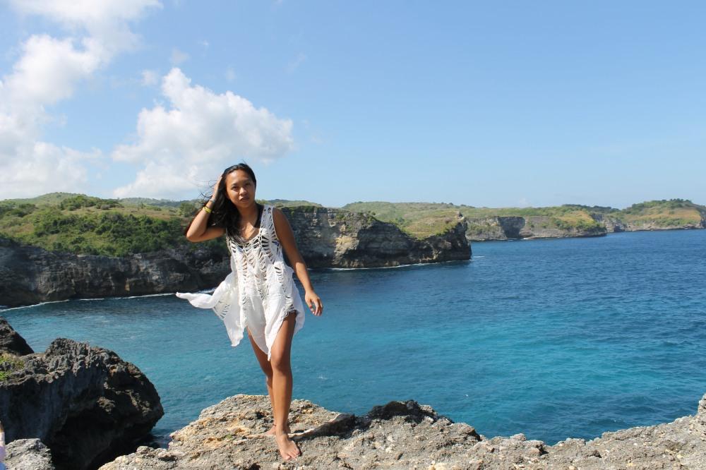 Nusa Penida Borken Beach Bali Travelanywa 2