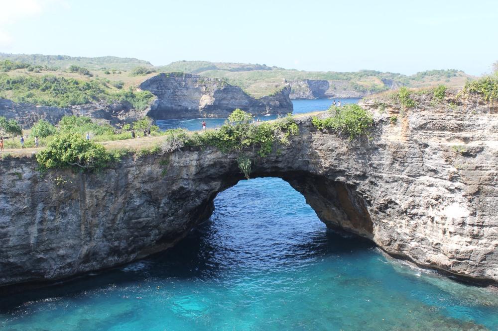 Nusa Penida Broken Beach Island Travelanyway
