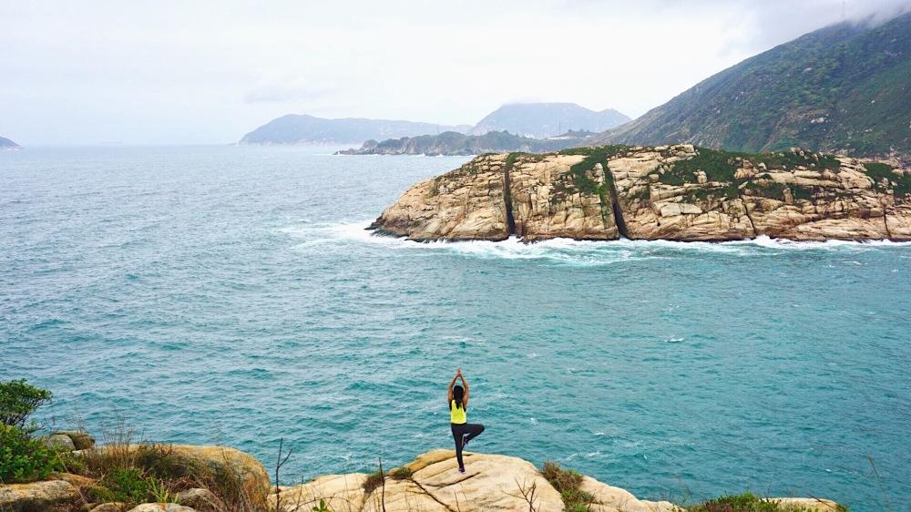 Trekking Hongkong Travelanyway
