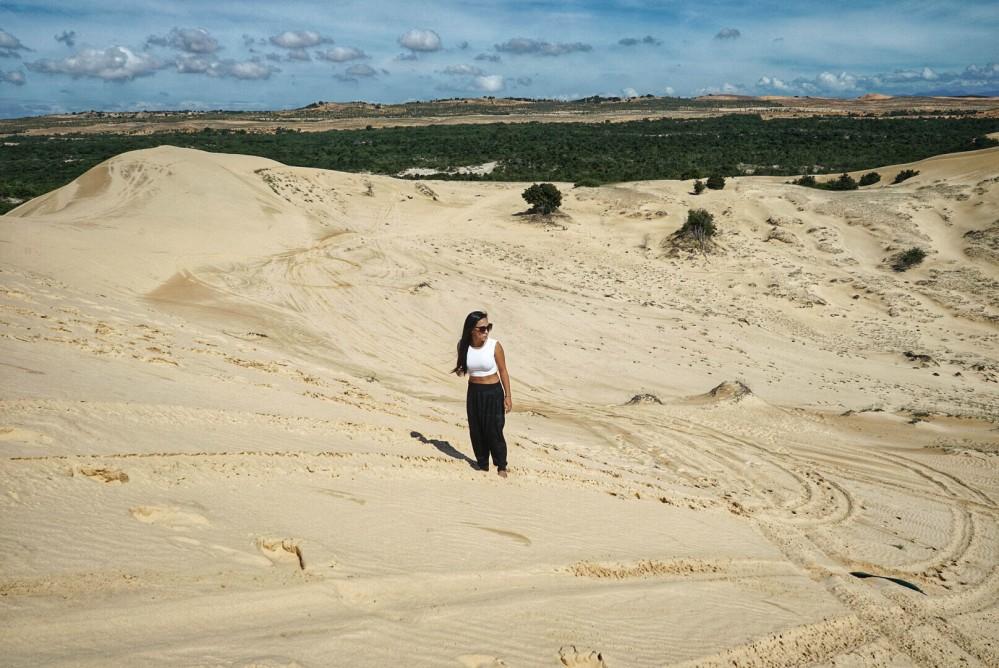 White Sand Dunes Mu Ne Vietnam Travelanyway