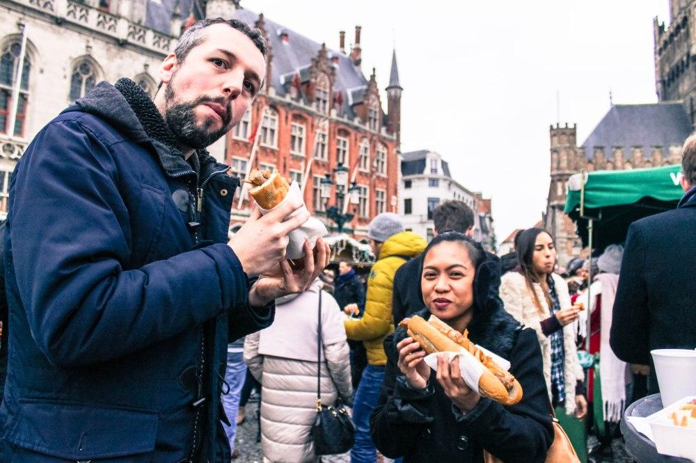 Belgium Christmas Market Travelanyway