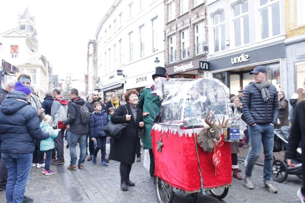 Belgium Winter Travelanyway