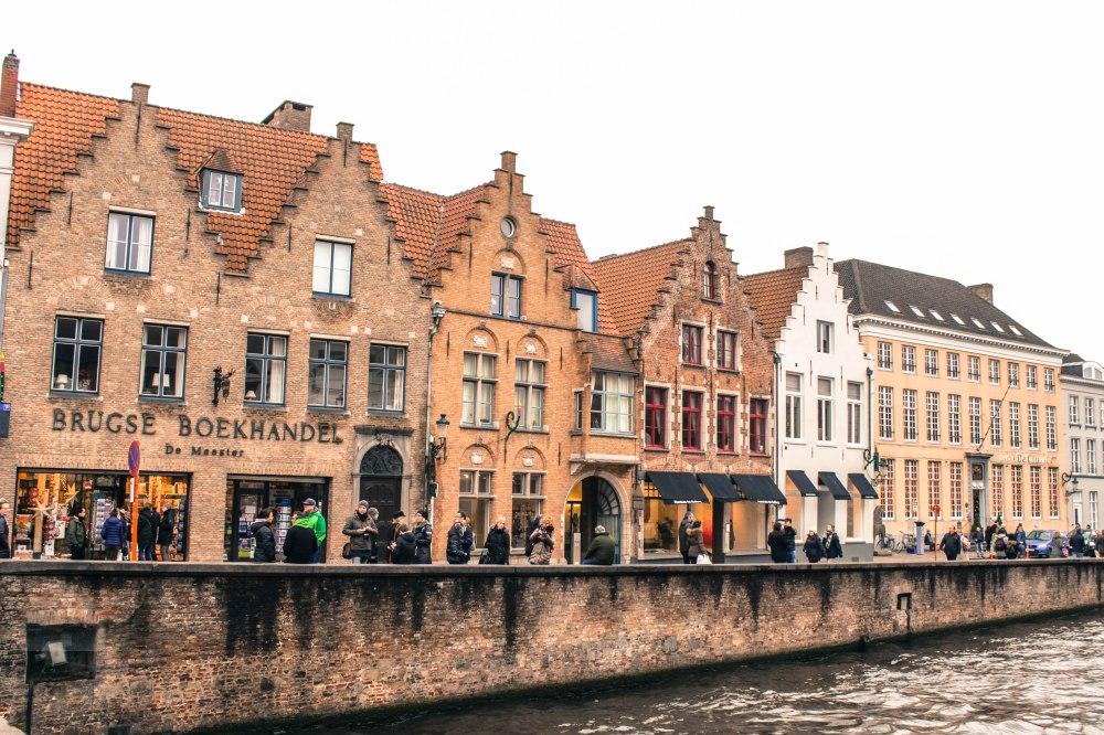 Brugges Belgium Travelanyway