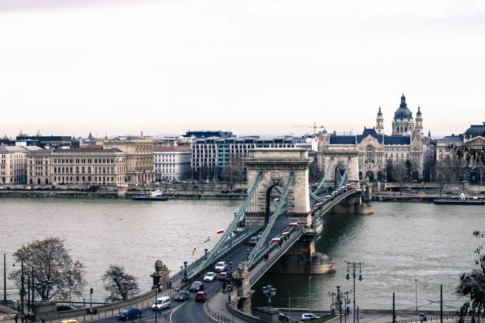 Buda Budapest Hungary Travelanyway