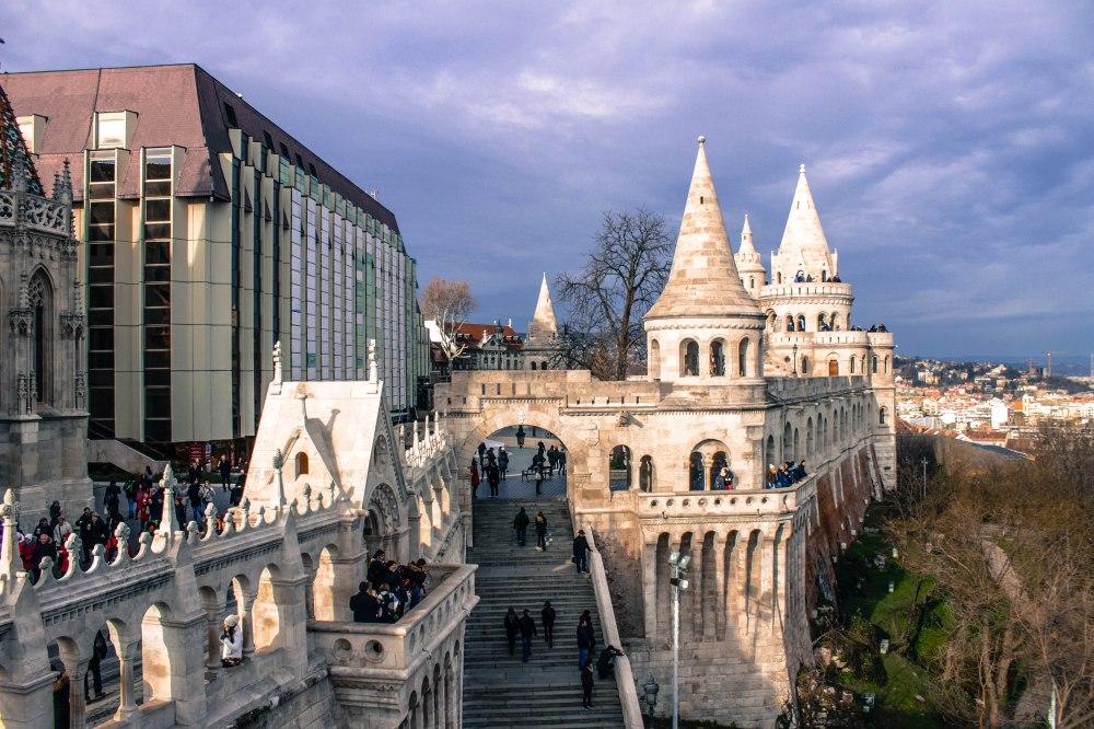 Buda Castle Budapest Hungary Travelanyway (5)