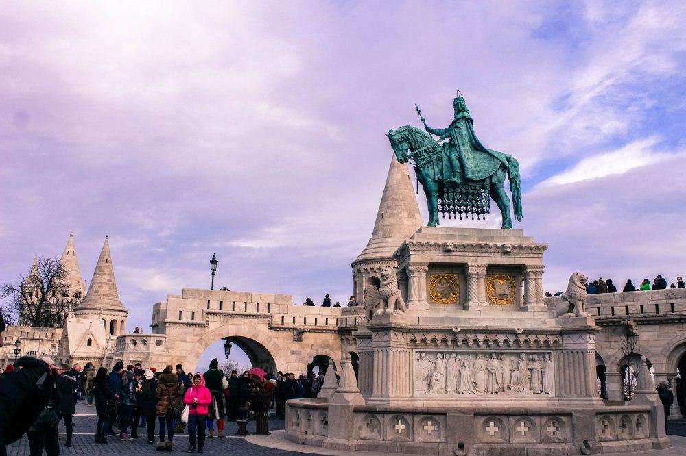 Buda Castle Budapest Hungary Travelanyway