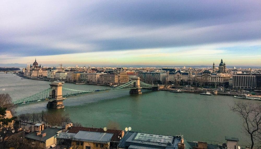 Budapest Hungary Travelanyway