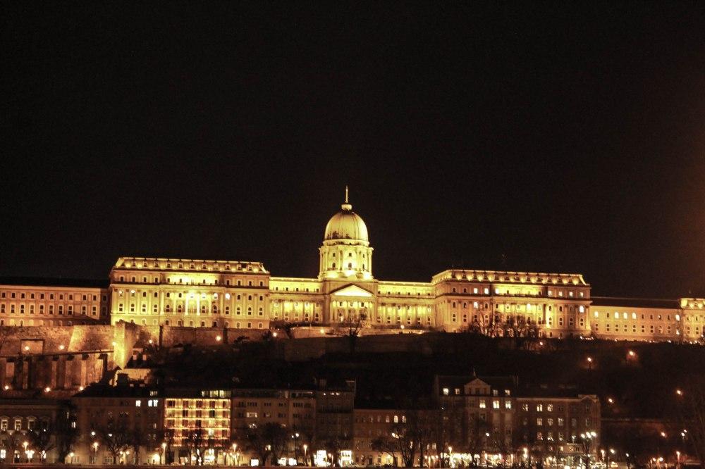 Budapest Palace Hungary Travelanyway