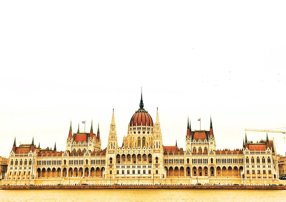 Budapest Parliament Hungary Travelanyway