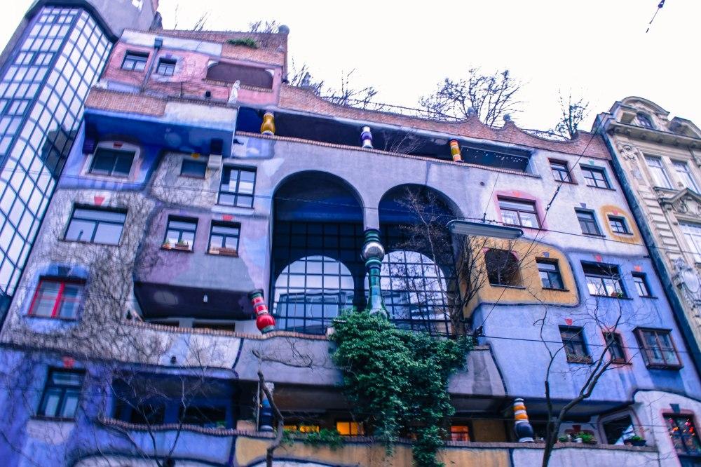 Hundertwasser Museum Vienna Austria Travelanyway (6)