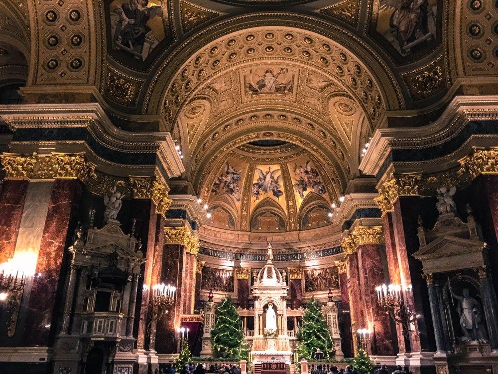 St. Stephen Basilica Budapest Hungary Travelanyway (2)