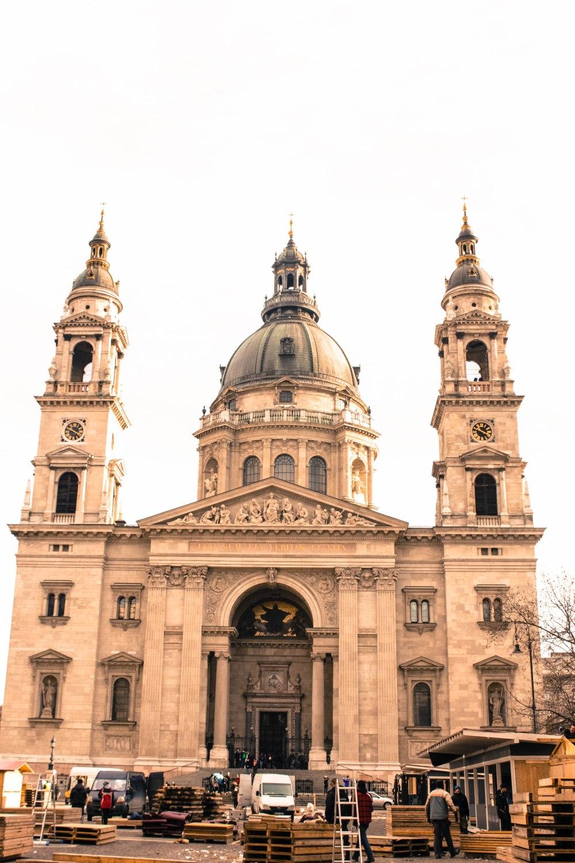 St. Stephen Basilica Budapest Hungary Travelanyway