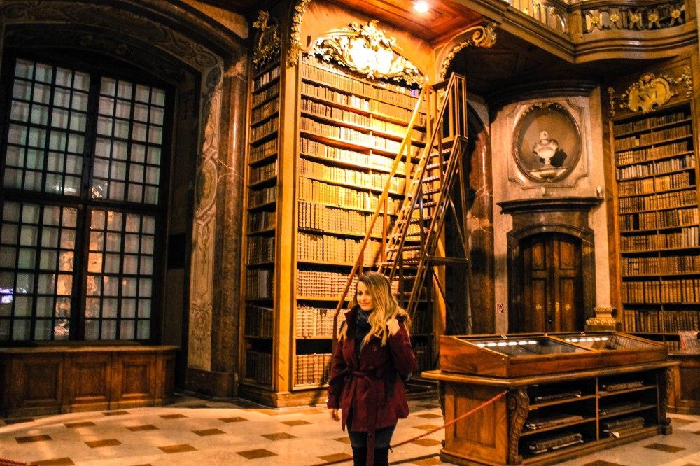 Vienna National Library Austria Travelanyway (2)