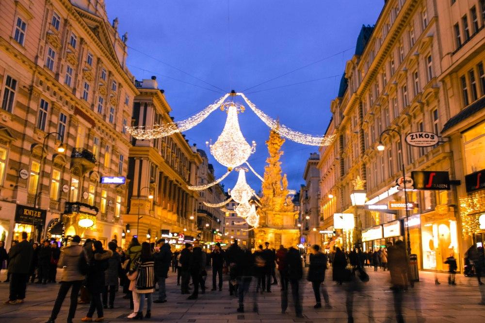 Vienna Old Town Center Austria Travelanywaay