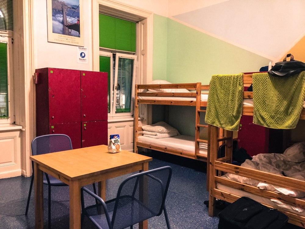 Westend hostel Vienna Austria Travelanyway