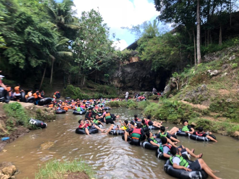 Goa Pindul 1 Yogyakarta Travel Anyway
