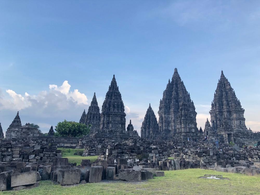 Prambanan 4 Temple Yogyakarta Travel Anyway