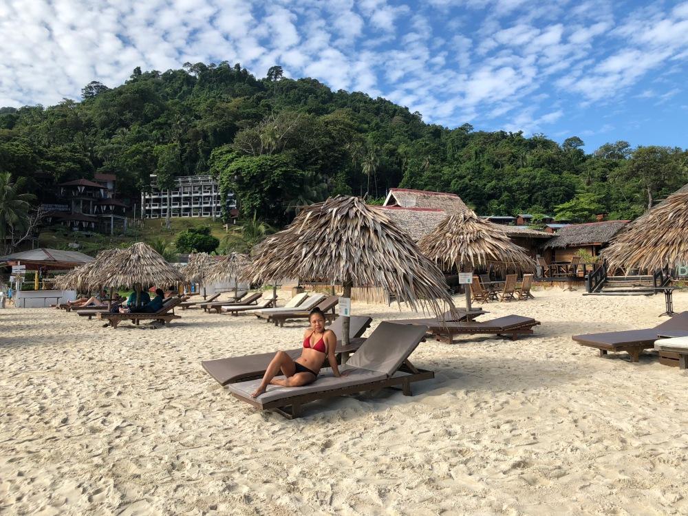 Perenthian Island Long Beach Malaysia Travelanyway