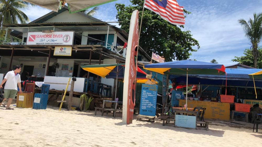 Perenthian Island Malaysia Travelanyway