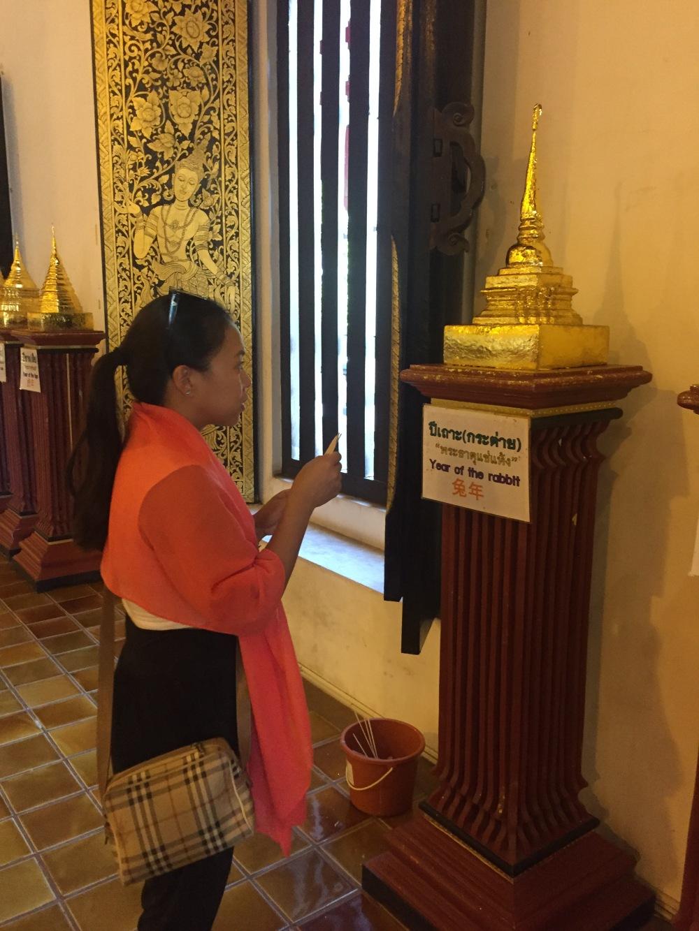 Chedi Luang Temple Chiang Mai Thailand Wishn Travelanyway