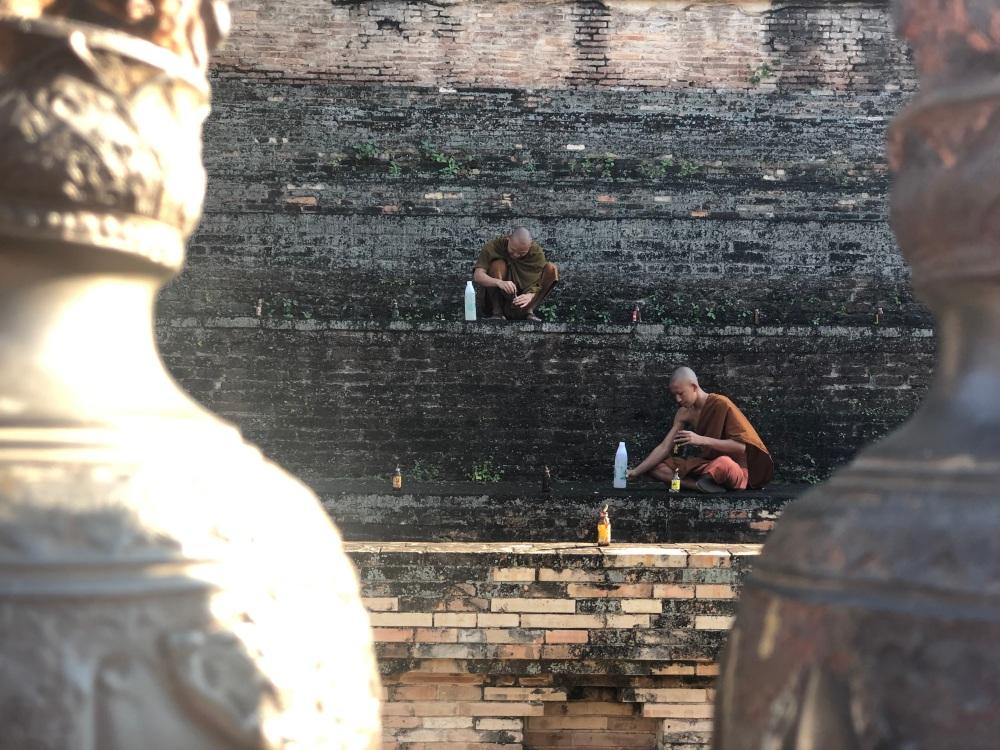 Wat Chedi Luang Temple Chiang Mai Thailand Travelanyway2 copy