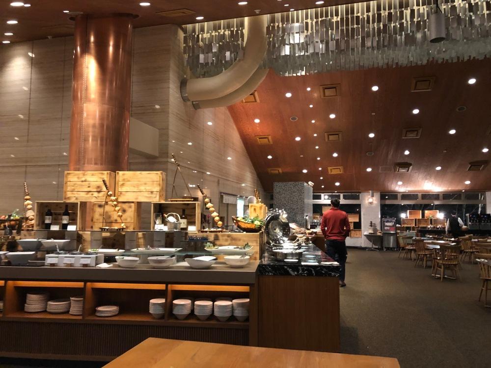 Greenleaf Buffet Niseko Japan Travelanyway