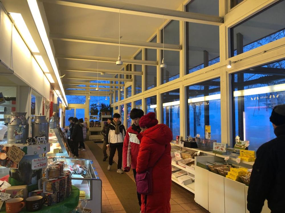Inside Milk Kobo Niseko Japan Travelanyway