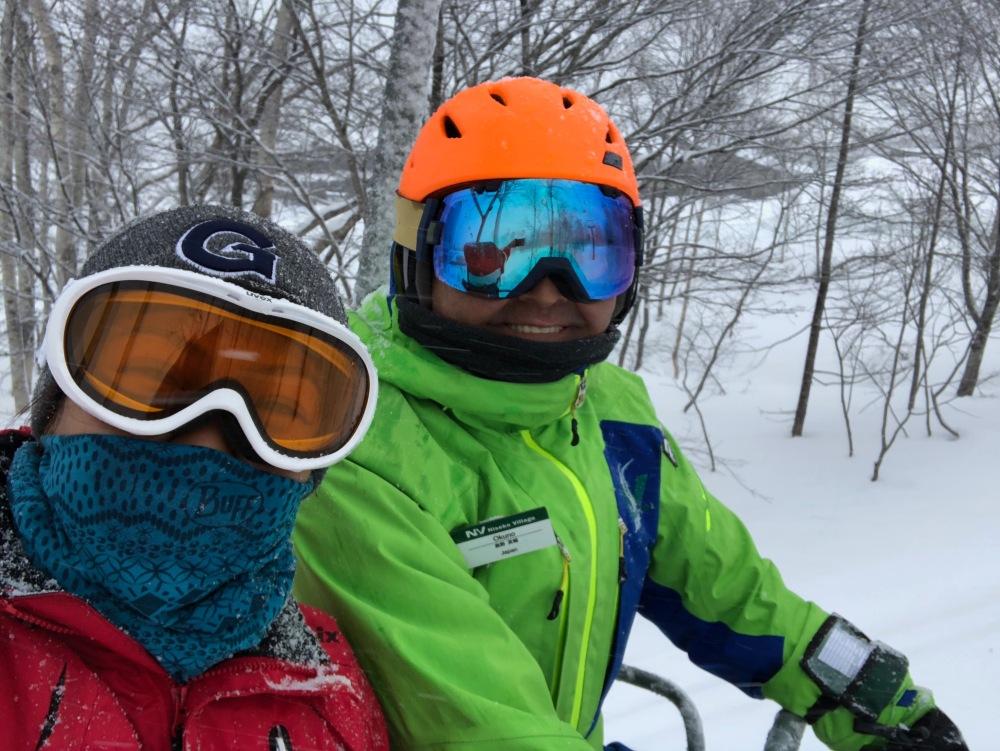 Ski Lessons in Green Leaf Niseko Japan Travelanyway