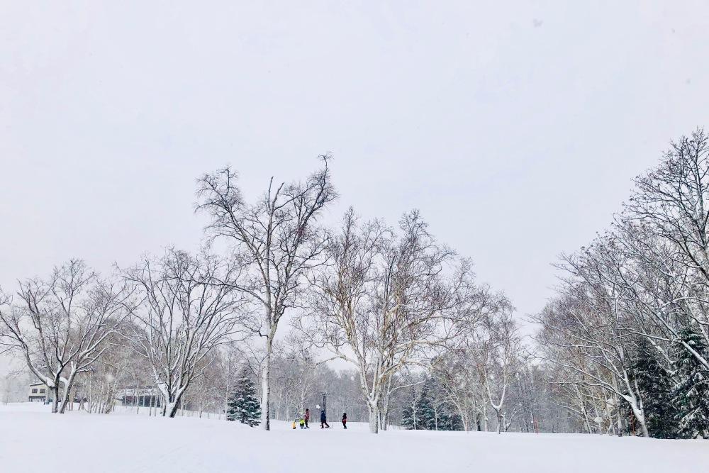 Winter in Niseko Japan Annupuri Mountain Ski Travelanyway